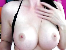 Striptease With Big Boobs Show