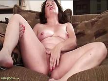 Curvy mature solo