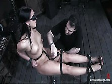 Mellow Alexa Jordan Featuring Hot Bdsm Video