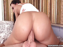Big Ass Wife Takes Huge Dick Up Her Precious Butt Hole