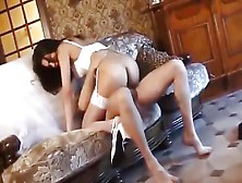 Big Ass Maid Goes Hard