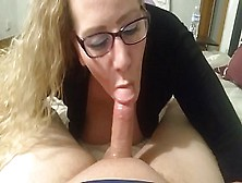 Curvy Milf And Her Boyfriend's Big Cock