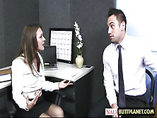 Alluring Milf Has Office Sex