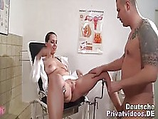 Anita Is A Super Horny Doctor Who Needs A Good Fuck Even While A