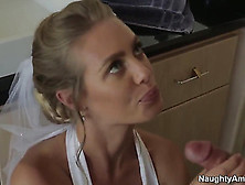 Alan Stafford Nails Cheating Bride Nicole Aniston