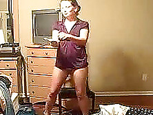 Funny Erotic Dance From Wife