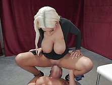 Bridgette B Squats On Val Dodds Face Getting Her Pussy Licked