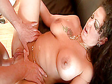 Payton Leigh Gets Lonely And Rides A Monumental Rod Of Pleasure