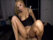 Latina Milf Ginger Hell Having Her Pussy And Asshole Brutally Reamed