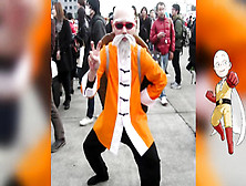 Funny Cosplay,  Anime Characters