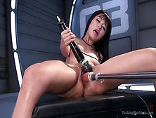 Unbelievable Oriental Marica Hase Making A Kinky Fetish Performa