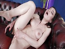 1Mymlf - Horny Milf Gets Bailed By Her Date And Start Masturbating All By Herself
