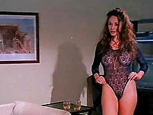 Leslie glass nude