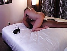 Muscle Milf Gets Black Dicked