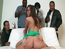 Sweet Bookworm Gia Paige Banged By Her Kinky Stepbrother