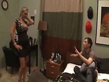 Tanya Tate Fucks His Son