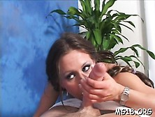 Engaging Floosy Rachel Roxx Adores Blowjobs A Lot