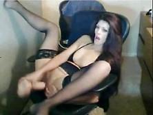 pornstar brunette cock sucking