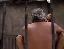 Cop fucks inmate border jumper puts out big
