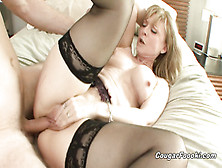 Bad Gilf Nina Hartley Fucks With Teen Boy