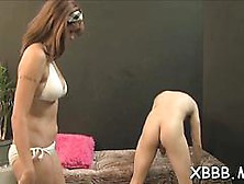 Sex Appeal Minx Gets Rudely Fucked