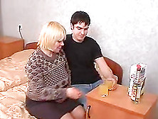 Marta Is A Blonde Cougar Who Likes To Fuck Hardcore