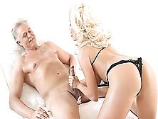 Sex trailer blow job