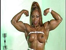Ideal Lady Body Builders Nude HD