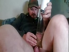 My Dick Is Floppy So I Stick My Penis Inside My Penis Pump And P