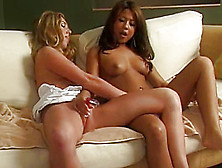 College Girl Kyla And Shyla