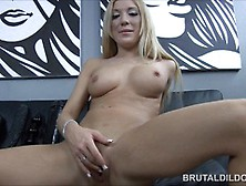 Sexy Amy Brooke Double Dildo Penetration And Anal Prolapsing