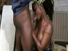 Ductch Fantasy With Black On Black Hardcore Fucking Featuring Milf Miyuki