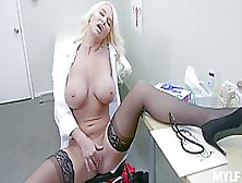 London River Is A Nasty Blonde Doctor Who Likes To Masturbate Wh