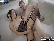 Nympho Alyssia Kent Unforgettable Fuck With The Well Hung Erik Everhard - From Only3X