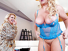 Busty Mature Blonde Lesbian Couple Karen Fisher And Ryan Conner