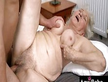 Rob Pounded Granny Norma Nice And Good In Many Ways
