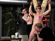 Cum Swallowing Twinks Gays Bondage First Time