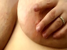 Monstrous Melons And Large Clit And Vagina Lips Closeup Blonde Twat Fat Woman