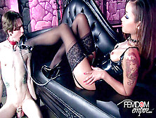 Queen Skin Diamond-Dirty Boots Adore