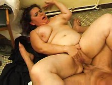Fat Bitch Fucked In The Asshole