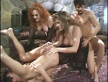 Incredible Audrey Hollander In Group Sex Porn Video