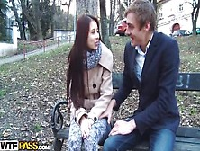 Asian Redhead Gets Dicked Nice & Slow