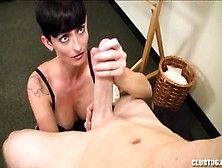 Sexy Goth Babe Ivy Reins Gets Busted In Class And As