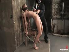 Heavenly Smokie Flame Acting In Amazing Bdsm Porn