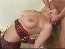 Loose pussy fucked by big cock
