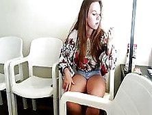 Hot Teen Waiting Legs