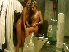 Samantha Saint Sexy Ny Shower