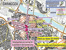 Zaragoza,  Spain,  Sex Map,  Public,  Outdoor,  Real,  Reality,  Machine Fuck,  Zona Roja,  Swinger,  Fresh,  Climax,  Slut,  Monster,  Small