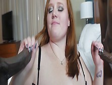 Redhead Bbw Julie Ginger In Another Bbwhighway 3Some