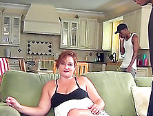 Fat Mature Assfucked And Double Penetrated By Three Big Black Co